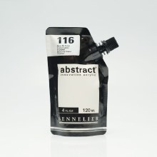 Abstract 120ml Titanium White