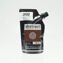 Abstract 120ml Burnt Umber