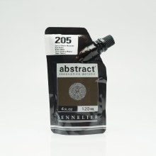 Abstract 120ml Raw Umber
