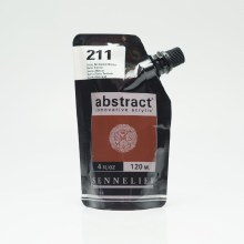 Abstract 120ml Burnt Sienna