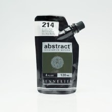 Abstract 120ml Burnt Green Earth