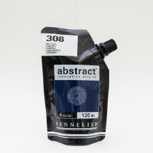 Abstract 120ml Indigo Blue