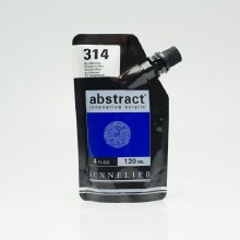 Abstract 120ml Ultramarine Blue
