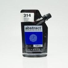 Abstract 120ml Ultramarine Blue
