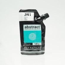 Abstract 120ml Turquoise