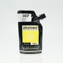 Abstract 120ml Fluorescent Yellow