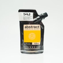 Abstract 120ml Cadmium Yellow Deep Hu
