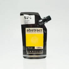 Abstract 120ml Primary Yellow