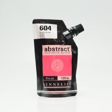 Abstract 120ml Fluorescent Red