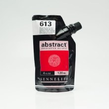 Abstract 120ml Cadmium Red Light Hue