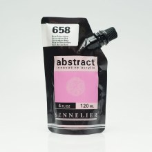 Abstract 120ml Quinacridone Pink