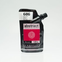 Abstract 120ml Primary Red