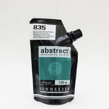 Abstract 120ml Cobalt Green Deep