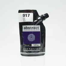 Abstract 120ml Purple