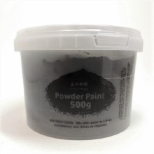 BC Powder Paint Black