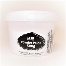 BC Powder Paint White