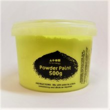 BC Powder Paint Brill. Yellow