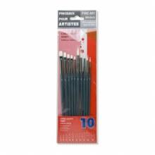 Hobby Brush Set 10s