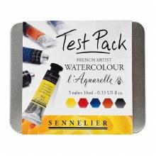 Sennelier Test Pack W/C Set