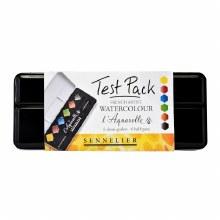 Sennelier Test Pack 6 HP W/C