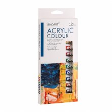 Special Offer Acrylic Set - 12x12ml Tubes