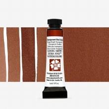 Daniel Smith Watercolour 5ml Transparent Red Oxide