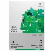 W&N Oil Pad A4