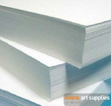 Cartridge Paper A2 120gsm 250s