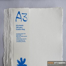 Cotton Rag A3 20 sheets 320gsm