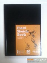 A4 Field Sketch Pad
