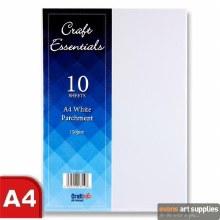 A4 White Parchment 150gsm