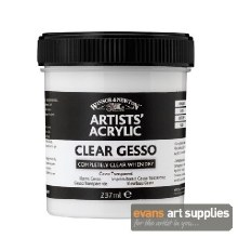 PAC Clear Gesso 225ml
