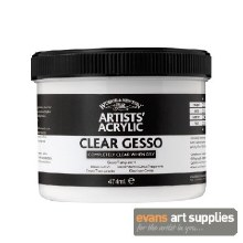 PAC Clear Gesso 450ml