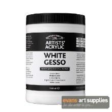 PAC WHITE GESSO 946ML