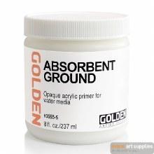 Golden Absorbent Ground (White) 236ml
