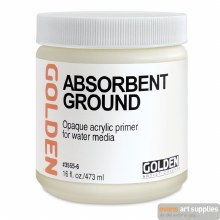 Absorbent Ground (White) 473ml