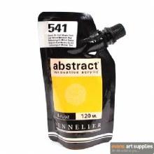 Abstract 120ml Cadmium Yellow Medium Hue