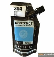 Abstract 120ml Fluorescent Blue