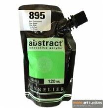 Abstract 120ml Fluorescent Green