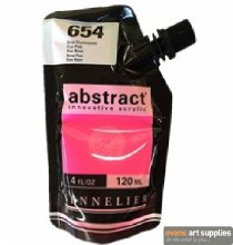 Abstract 120ml Fluorescent Pink