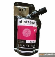 Abstract 120ml High Gloss Deep Magenta