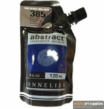Abstract 120ml High Gloss Primary Blue