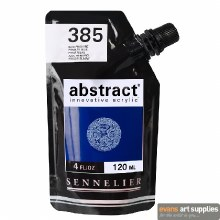 Abstract 120ml Primary Blue