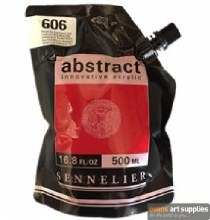 Abstract 500ml Cadmium Red Deep Hue
