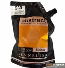 Abstract 500ml Cadmium Yellow Deep Hue