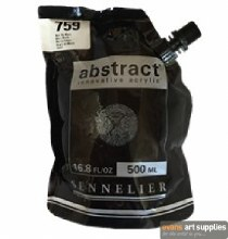 Abstract 500ml Mars Black
