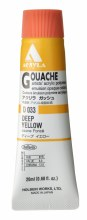 Holbein Acryla Gouache 20ml Deep Yellow