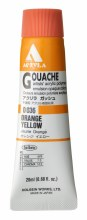 Holbein Acryla Gouache 20ml Orange Yellow