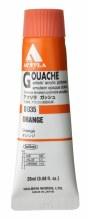 Holbein Acryla Gouache 20ml Orange