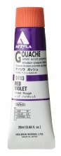 Holbein Acryla Gouache 20ml Red Violet
